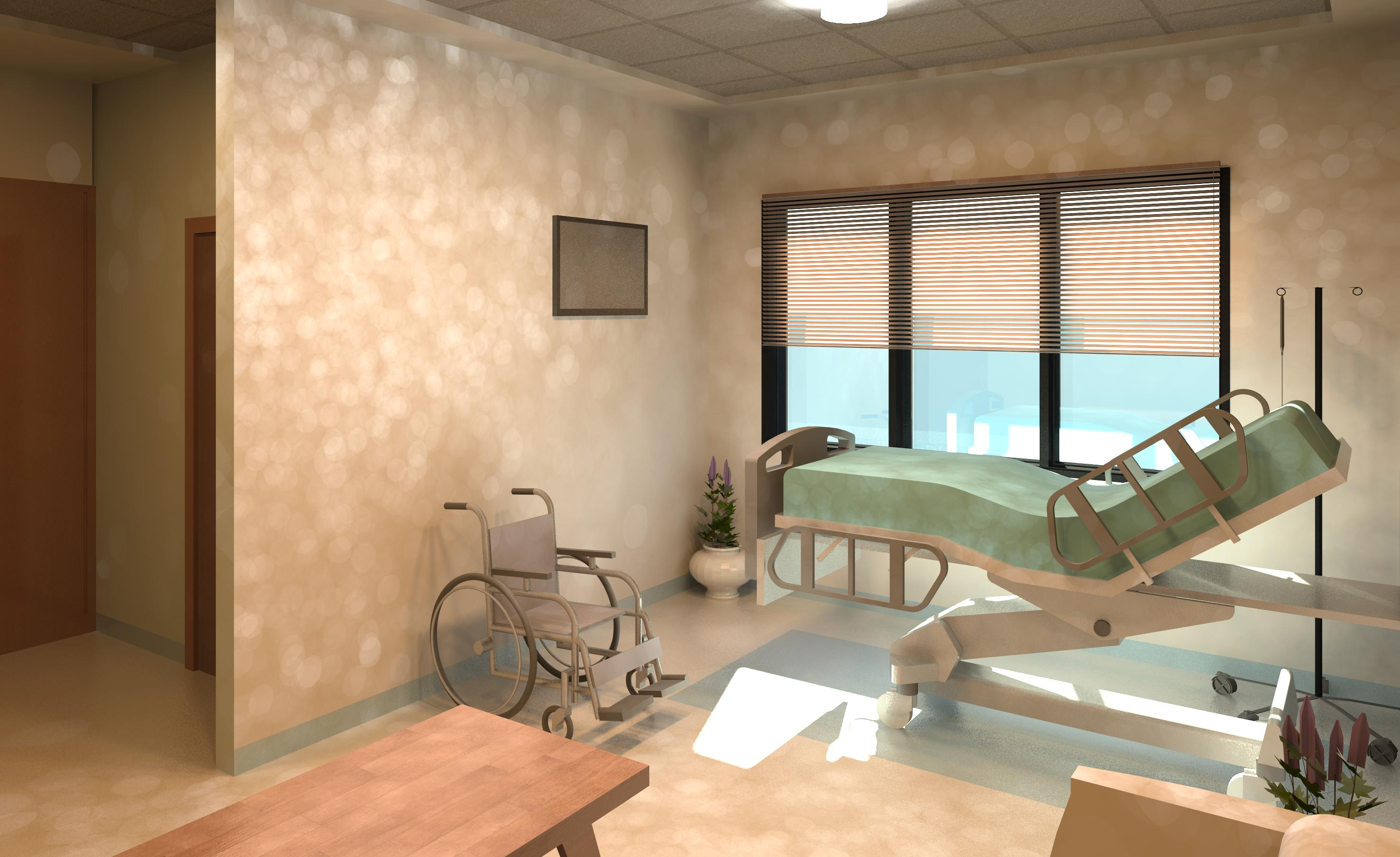 Revitcity Com Interior Rendering White Splotches On