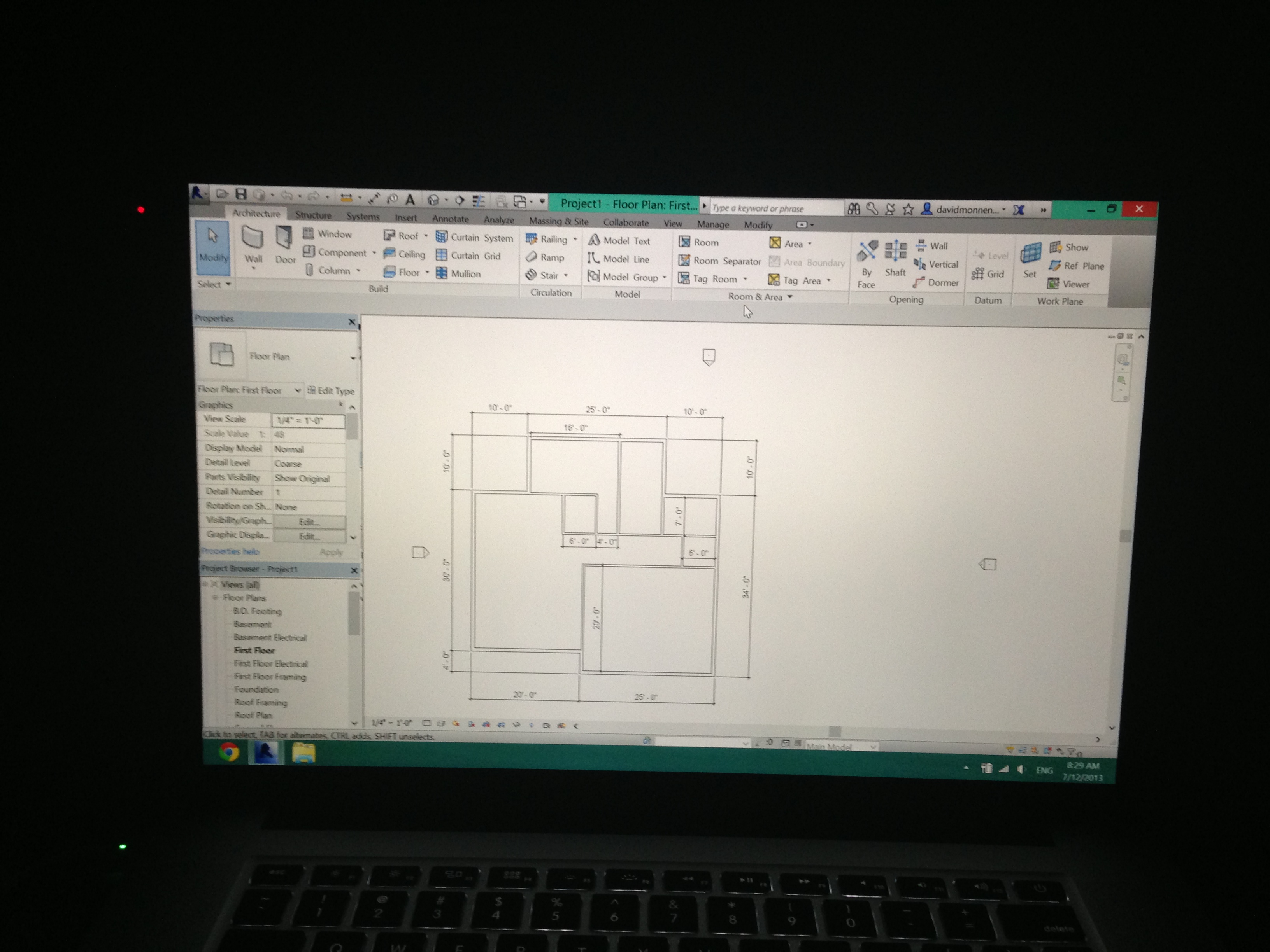 RevitCity com | Revit on a MacBook Pro with retina display