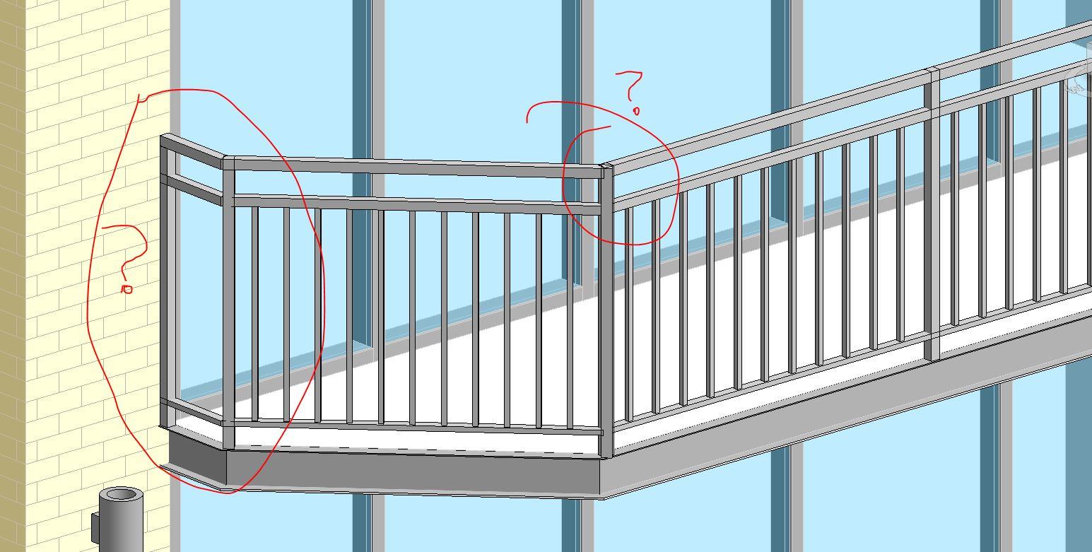 RevitCity.com | Balcony railing issues - Revit 2014