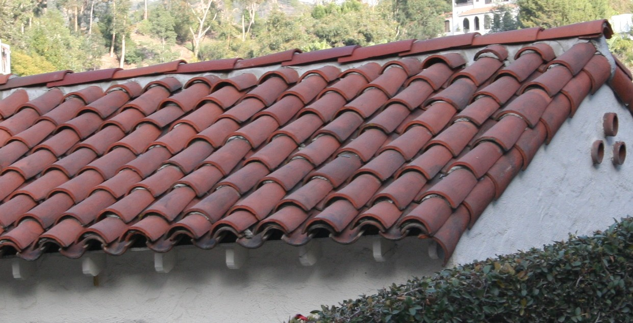 Spanish Style Tile Roof