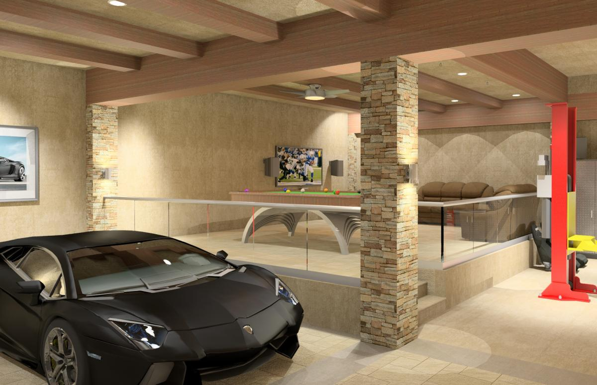 RevitCitycom Image Gallery Luxury Garage