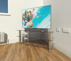 Render of TV