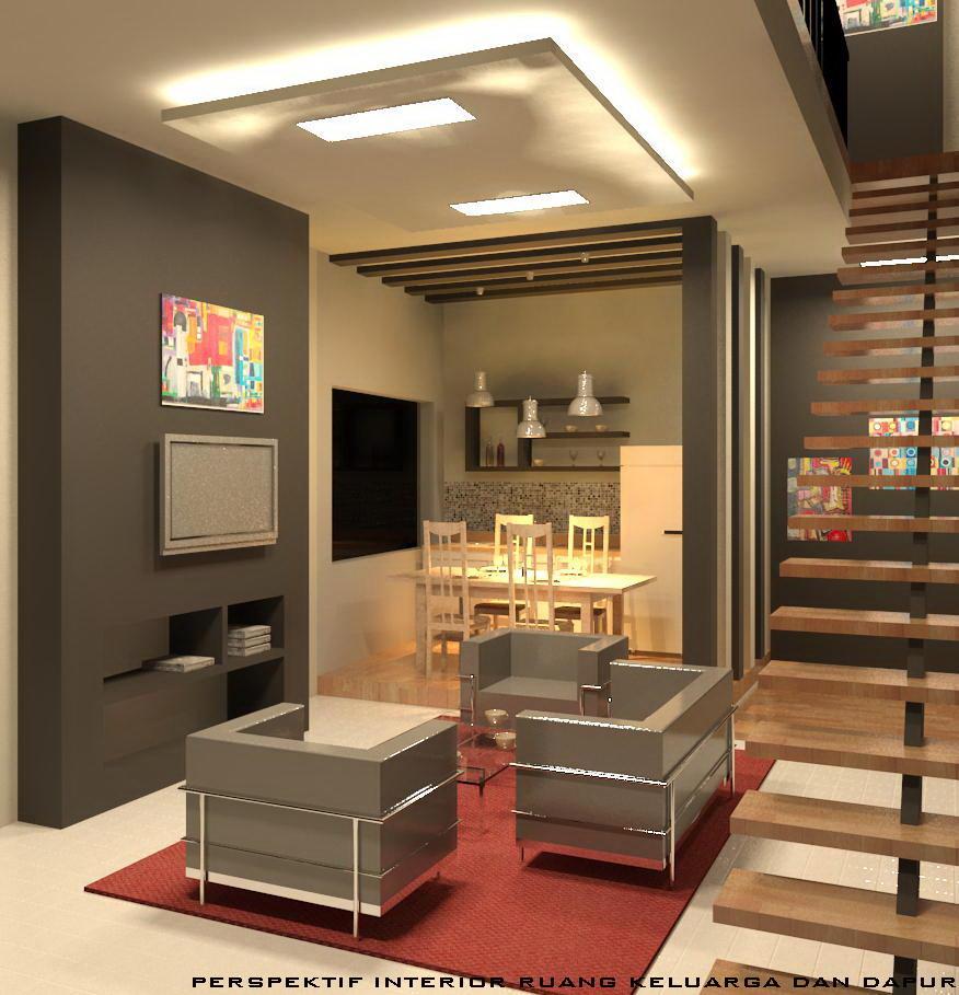 image gallery interior ruang keluarga