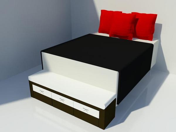 Object Foot Of Bed Bench With Storage