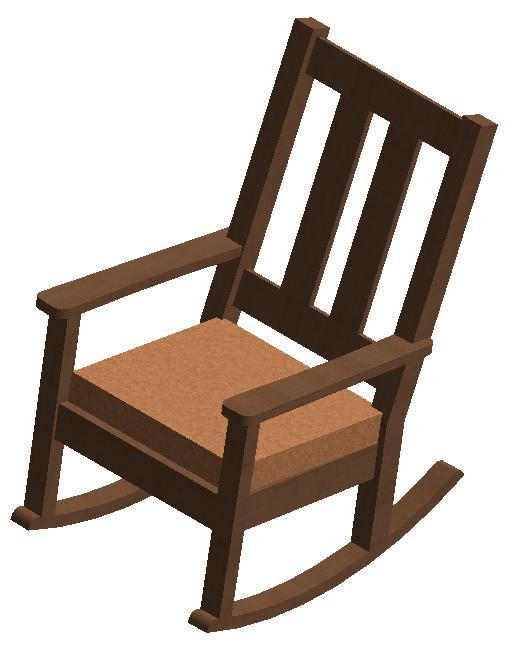 Strange Revitcity Com Object Rocking Chair Customarchery Wood Chair Design Ideas Customarcherynet