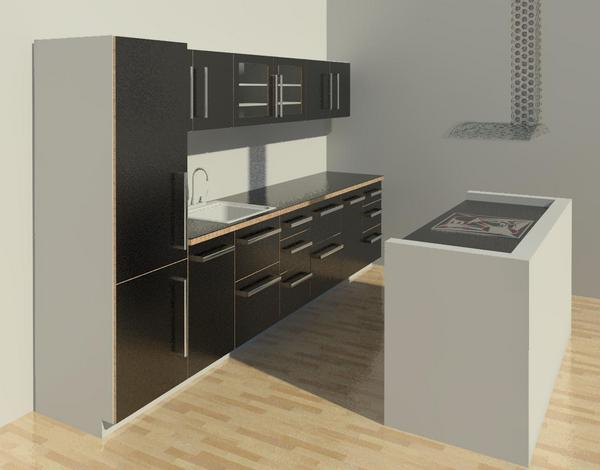 Object Complete Kitchen