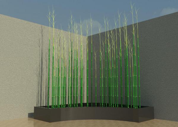 Revitcity Com Object Bamboo For Revit 2010