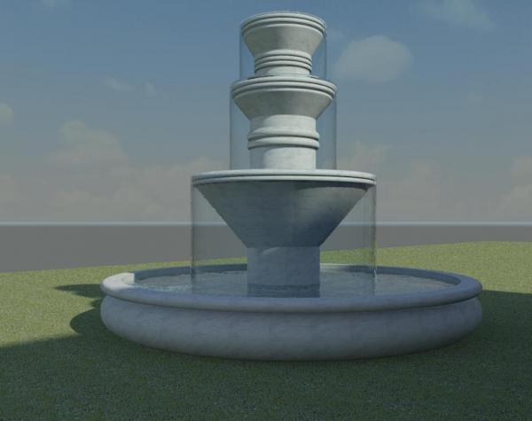 Revit Water Fountain download yahoo