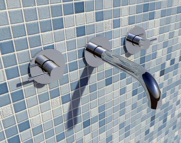 RevitCity com | Object | Wall mounted faucet