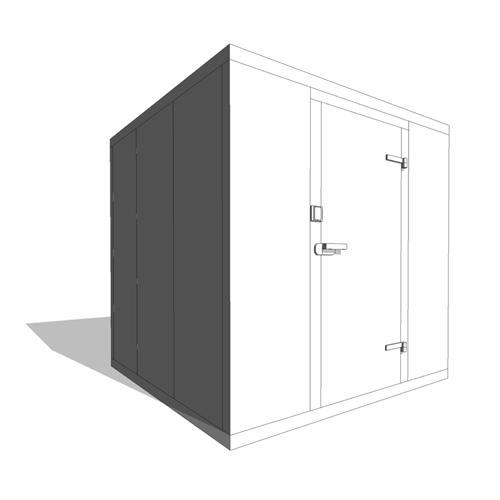 Revitcity Com Object Walk In Cooler Refrigerator