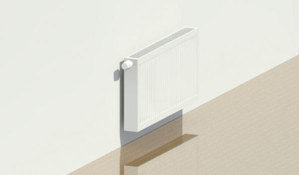 object simple parametric radiator based. Black Bedroom Furniture Sets. Home Design Ideas