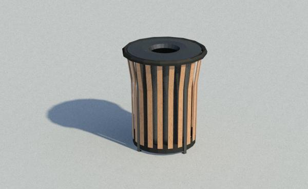 Object Trash Can