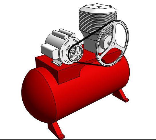 Revitcity Com Object Air Compressor Typical