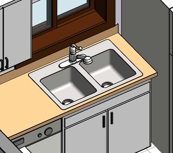 Revitcity Double Kitchen Sink