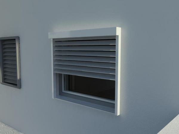 object fenster rolladen shutters
