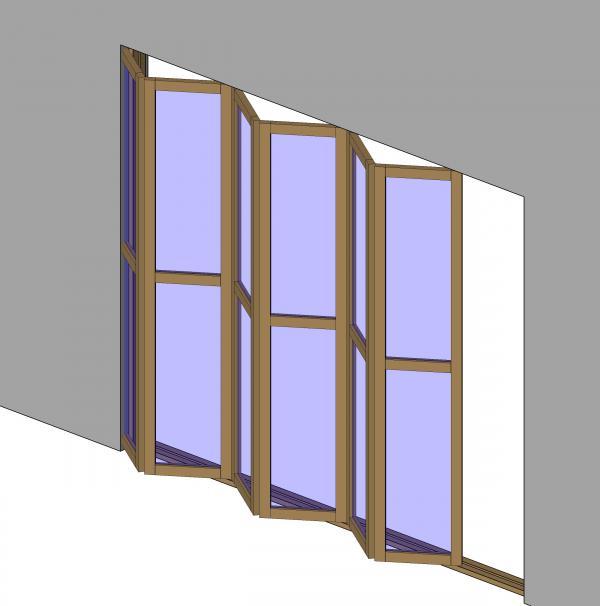 Sliding folding door (Parametric)  sc 1 st  RevitCity.com & RevitCity.com | Object | Sliding folding door (Parametric)