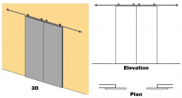 Aluminum Door Aluminum Door Revit
