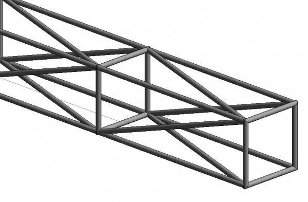 RevitCity com | Object | Box truss