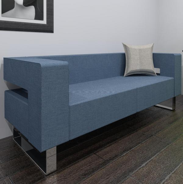 RevitCity.com | Object | Vibro Leather Designer Sofa