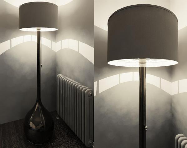 Revitcity object floor lamp floor lamp aloadofball Gallery