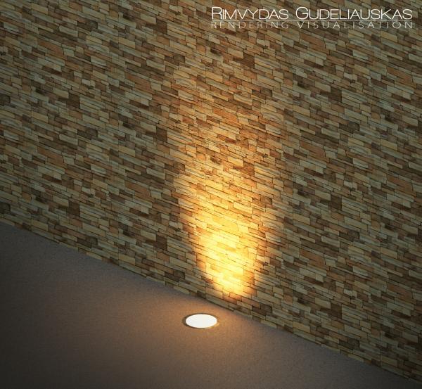 Outdoor Lights Revit: Floor Light Perfect For Exterior