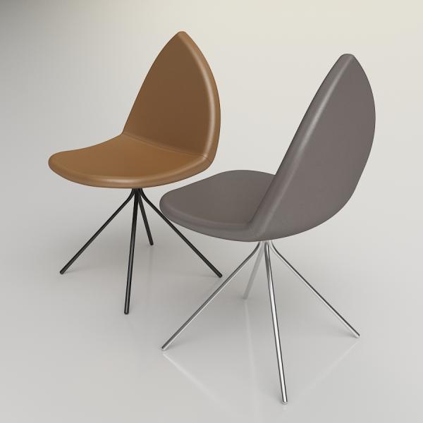 Karim Rashid Ottawa Chair