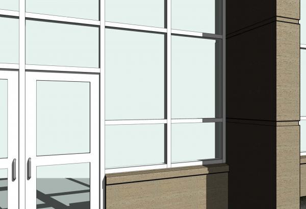 Decorating precast window sills inspiring photos for Exterior window sill design