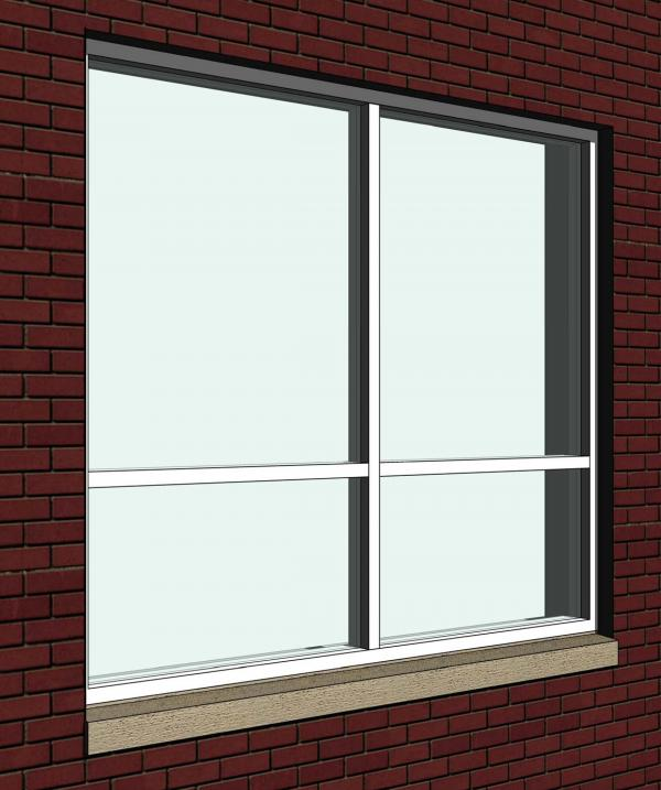 Object commercial aluminum storefront window for Aluminum storefront windows