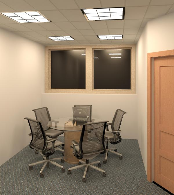 Revit City Meeting Room