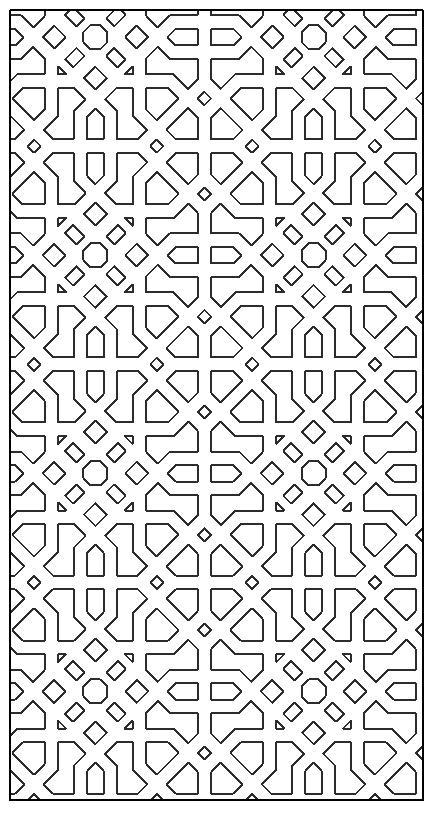 RevitCity com   Object   Arabic mashrabia pattern
