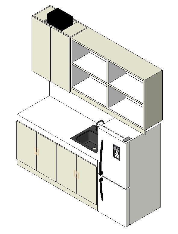 Revit Downloads Kitchen Cabinets
