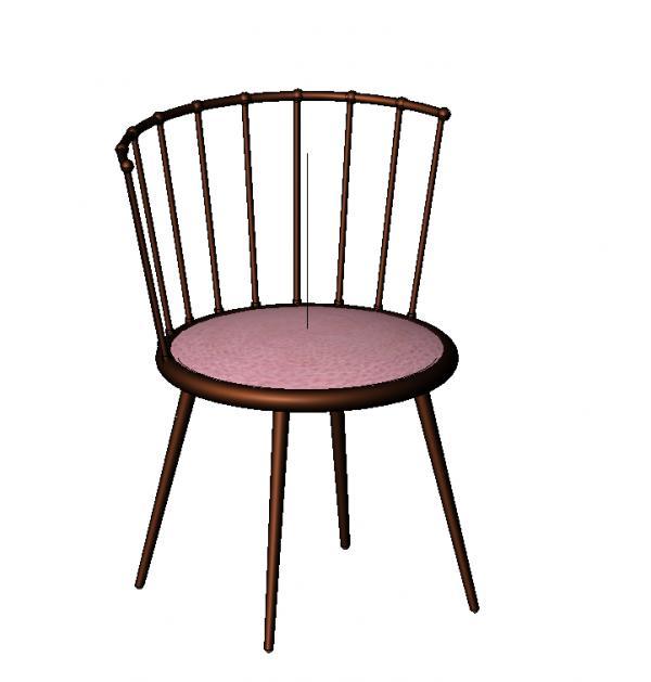 fancy chair  sc 1 st  RevitCity.com & RevitCity.com   Object   fancy chair