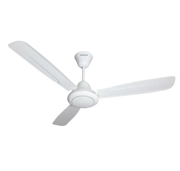Ceiling Fan with Electrical conectors