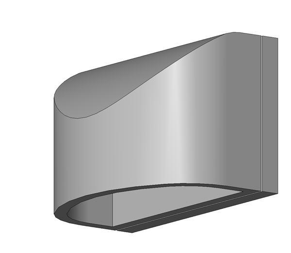 RevitCity.com | Object | Exterior Wall Mounted Light Fixture ...