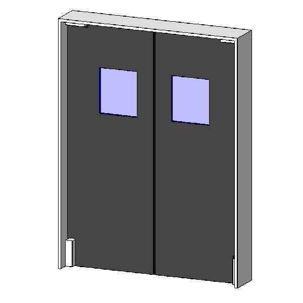 Revitcity Com Object Restaurant Kitchen Door