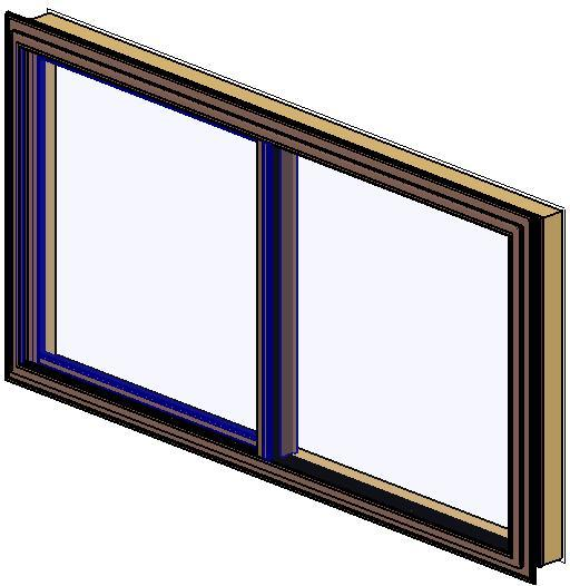Object sliding window for Window object