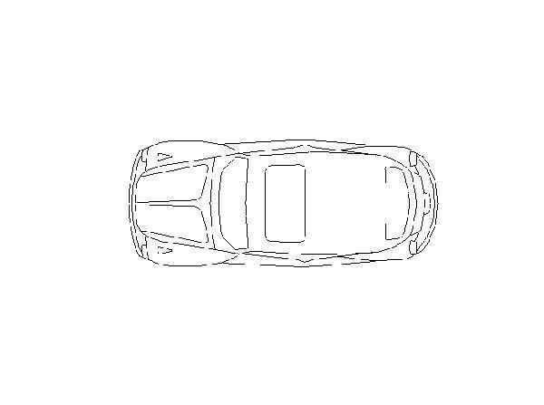 RevitCity.com | Object | compact car 2d