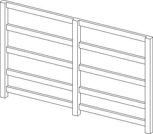 Object Livestock Fence