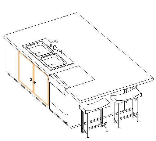 Kitchen island with sink and diswasher kitchen design photos