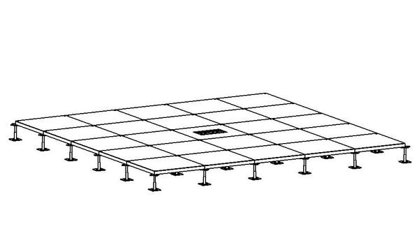 RevitCity.com | Object | Raised Floor System