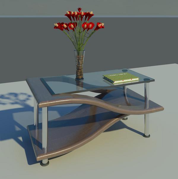 Revitcity Com Object Modern Center Table