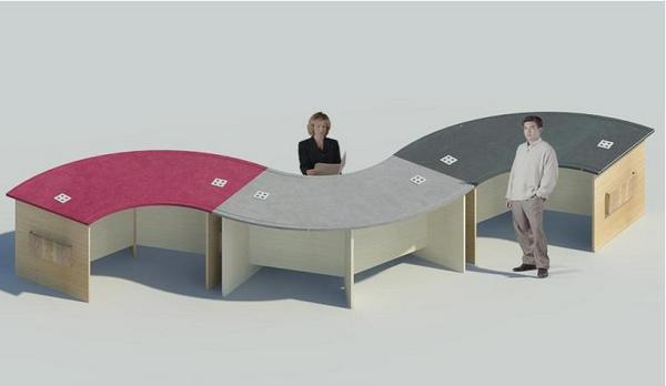 circular office desk. quarter circular table office desk r
