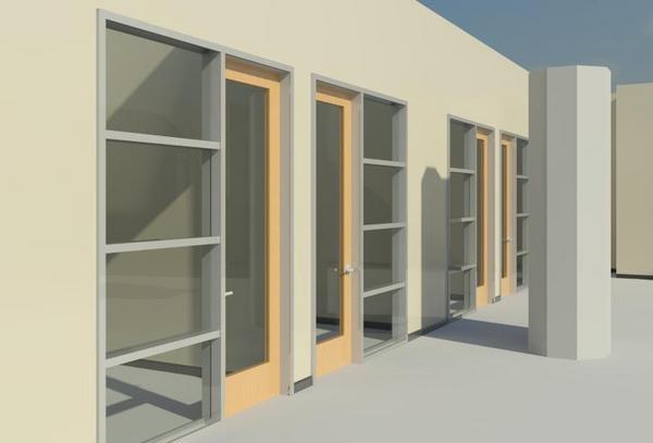 Genial Door With Sidelight   Instance Parameters