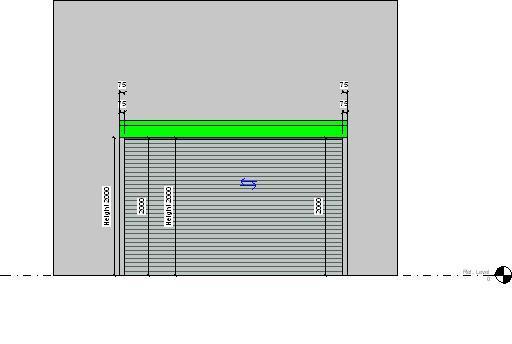 Revitcity Com Object Steel Roller Shutter Door