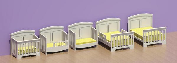 Revitcity Com Object Convertible Baby Crib