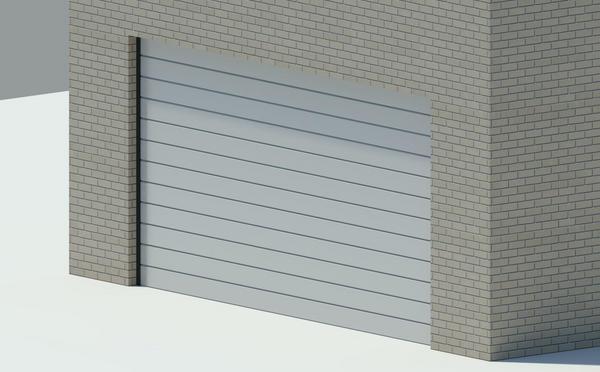 Revitcity Com Object Parametric Garage Door